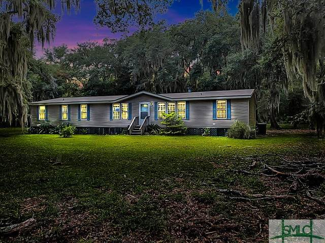 136 Saxonville Road, Saint Helena Island, SC 29920 (MLS #234261) :: Keller Williams Coastal Area Partners
