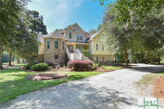 276 Sterling Woods Drive, Richmond Hill, GA 31324 (MLS #234267) :: Coastal Savannah Homes