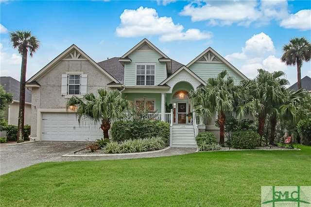 109 Crooked Wood Lane, Savannah, GA 31406 (MLS #234273) :: Bocook Realty