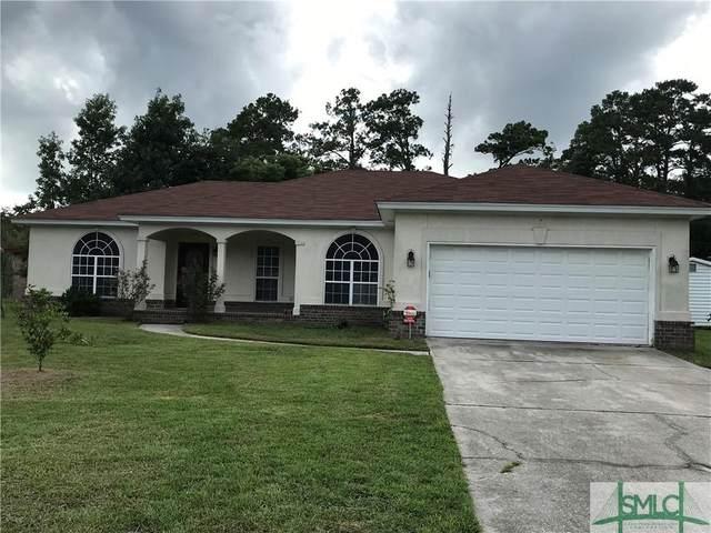 103 Glen Oaks Drive, Savannah, GA 31405 (MLS #234277) :: The Arlow Real Estate Group