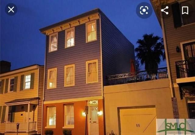509 E York Street, Savannah, GA 31401 (MLS #234292) :: The Arlow Real Estate Group