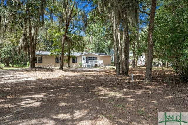 15 Knollwood Drive, Beaufort, SC 29907 (MLS #234293) :: Keller Williams Realty-CAP