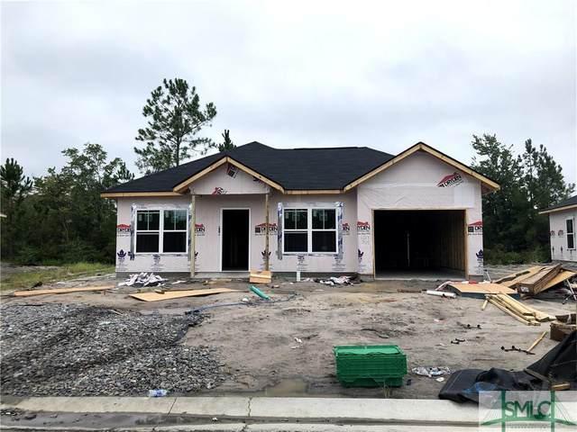 167 Whipple Avenue, Hinesville, GA 31313 (MLS #234295) :: Level Ten Real Estate Group