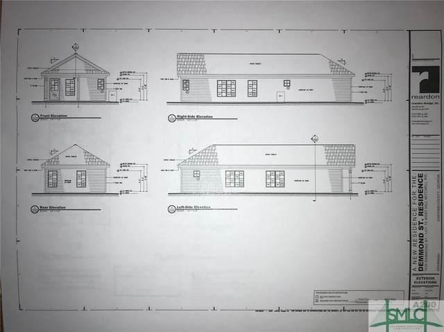 1030 Demmond Street, Savannah, GA 31415 (MLS #234301) :: The Arlow Real Estate Group