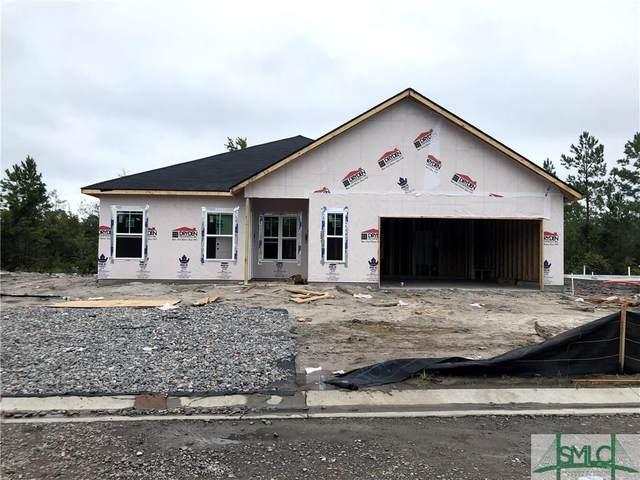 157 Whipple Avenue, Hinesville, GA 31313 (MLS #234302) :: Level Ten Real Estate Group