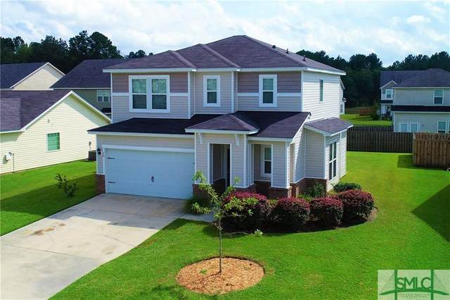 20 Amherst Way, Savannah, GA 31419 (MLS #234308) :: Coastal Savannah Homes