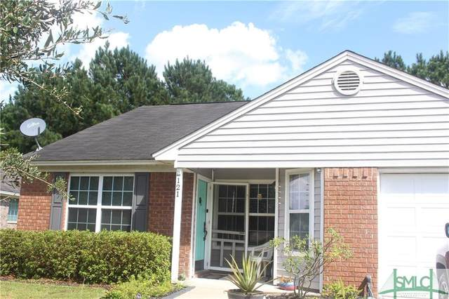 121 Bluelake Boulevard, Pooler, GA 31322 (MLS #234313) :: Level Ten Real Estate Group