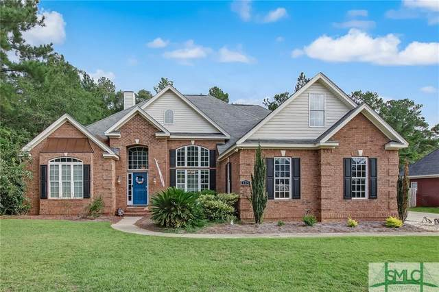 135 S Effingham Plantation Drive, Guyton, GA 31312 (MLS #234316) :: Level Ten Real Estate Group