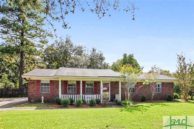 112 Massey Street, Pooler, GA 31322 (MLS #234323) :: Coastal Homes of Georgia, LLC