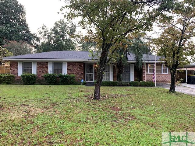 4 Reseda Drive, Savannah, GA 31419 (MLS #234325) :: Bocook Realty