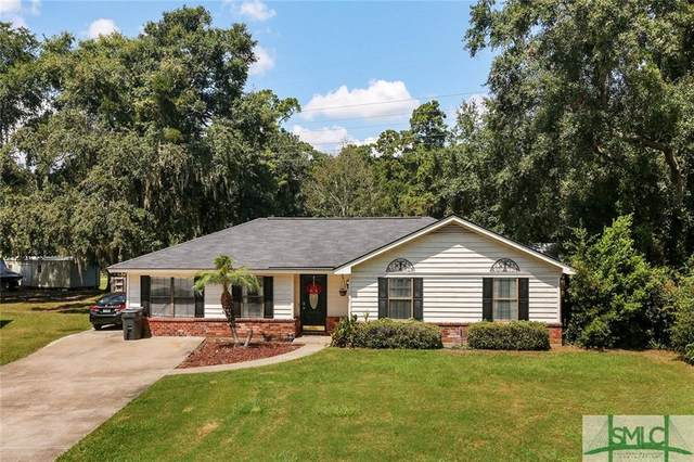 8 Marcy Court, Savannah, GA 31406 (MLS #234329) :: Level Ten Real Estate Group