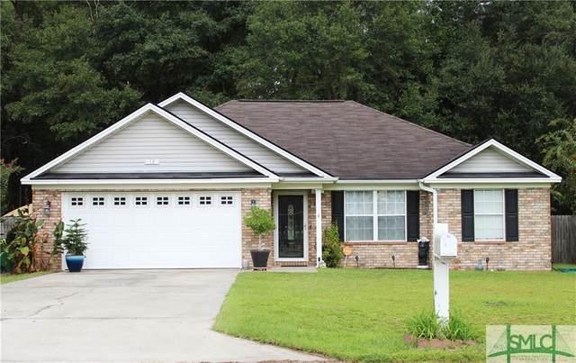 17 Hidden Creek Drive, Guyton, GA 31312 (MLS #234333) :: Bocook Realty