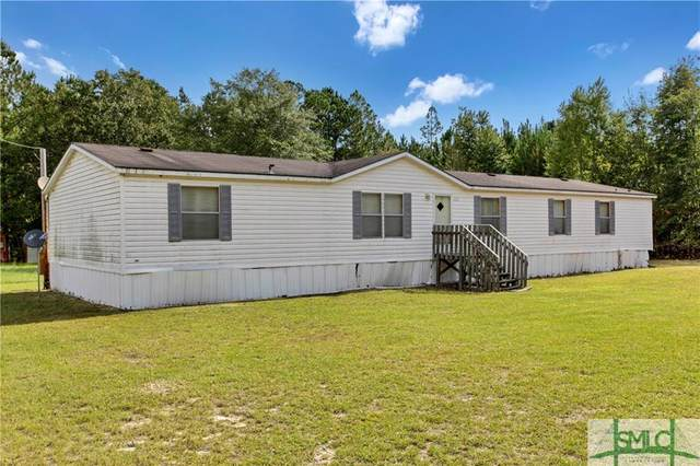 4456 N Ga Highway 21 Highway N, Springfield, GA 31329 (MLS #234347) :: Barker Team | RE/MAX Savannah