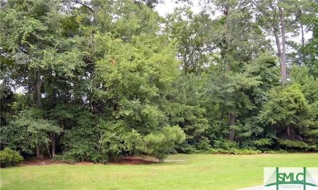 14 Wedgefield Crossing, Savannah, GA 31405 (MLS #234348) :: The Arlow Real Estate Group