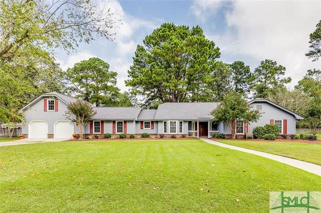 202 W Southfield Drive, Savannah, GA 31419 (MLS #234360) :: McIntosh Realty Team