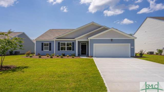 465 Hogan Drive, Richmond Hill, GA 31324 (MLS #234367) :: Coastal Homes of Georgia, LLC