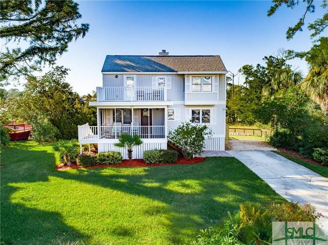 221 Catalina Drive, Tybee Island, GA 31328 (MLS #234371) :: McIntosh Realty Team