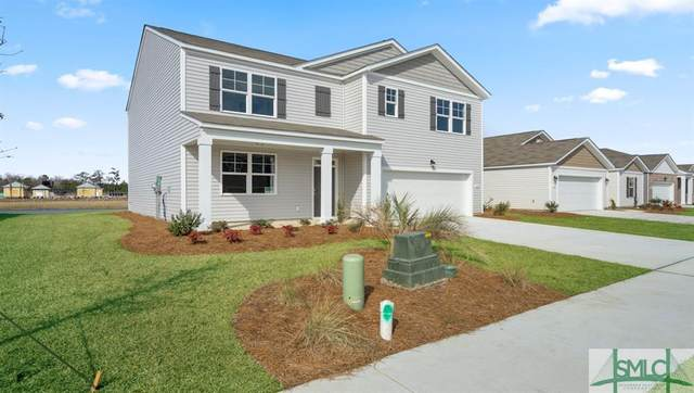 518 Hogan Drive, Richmond Hill, GA 31324 (MLS #234376) :: Coastal Homes of Georgia, LLC
