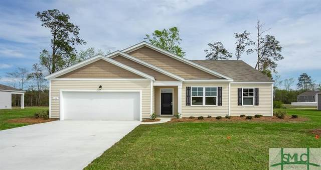 421 Hogan Drive, Richmond Hill, GA 31324 (MLS #234385) :: Coastal Homes of Georgia, LLC