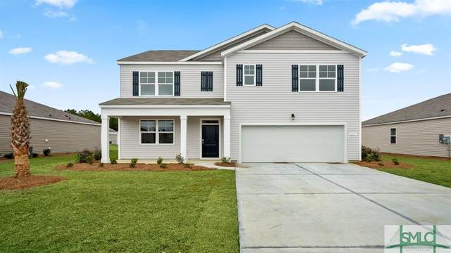 441 Hogan Drive, Richmond Hill, GA 31324 (MLS #234386) :: Coastal Homes of Georgia, LLC