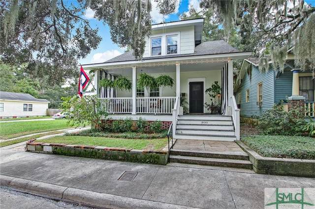 2133 Tennessee Avenue, Savannah, GA 31404 (MLS #234395) :: Bocook Realty