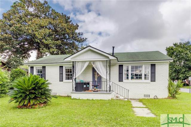 1124 E 35th Street, Savannah, GA 31404 (MLS #234397) :: Coastal Homes of Georgia, LLC
