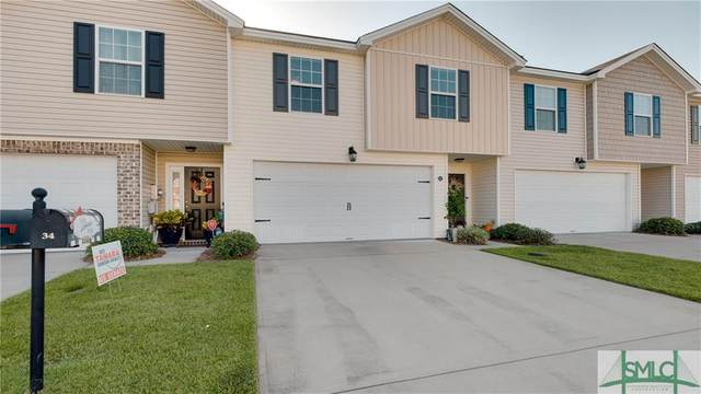 34 Bimini Drive, Savannah, GA 31419 (MLS #234398) :: Coastal Homes of Georgia, LLC