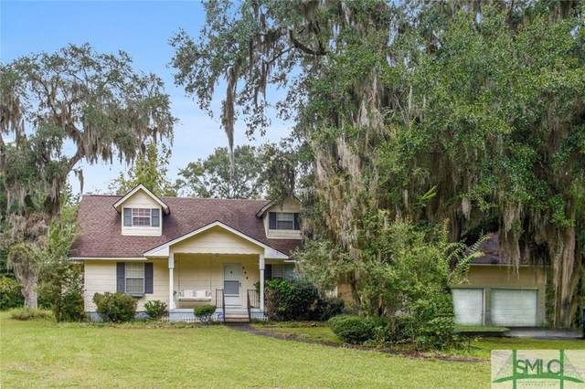 308 Bush Road, Savannah, GA 31419 (MLS #234399) :: The Arlow Real Estate Group