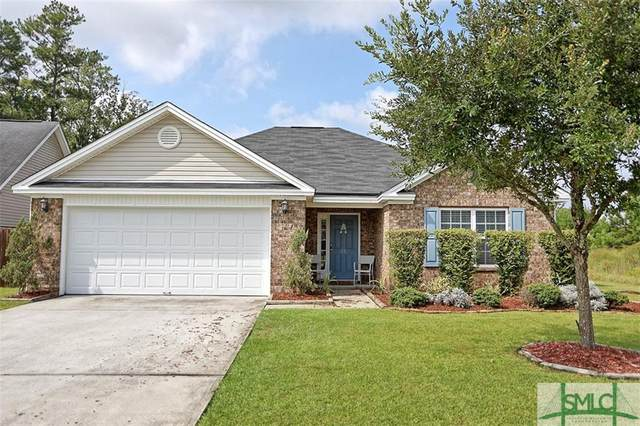 15 Montero Drive, Savannah, GA 31405 (MLS #234402) :: The Arlow Real Estate Group