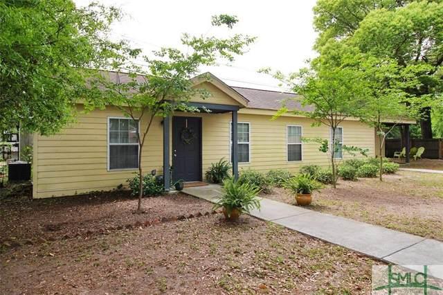 123 W 41st Street D, Savannah, GA 31401 (MLS #234412) :: Bocook Realty