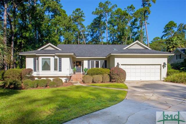 77 Franklin Creek Road S, Savannah, GA 31411 (MLS #234413) :: The Arlow Real Estate Group