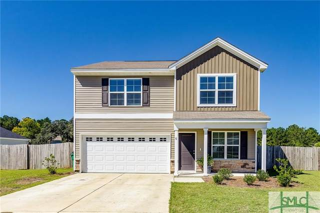 6 Summer Place Drive, Guyton, GA 31312 (MLS #234422) :: Level Ten Real Estate Group