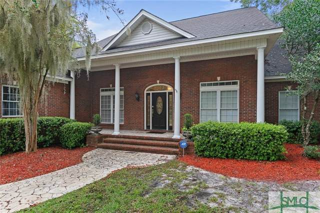 106 Winterberry Drive, Savannah, GA 31406 (MLS #234423) :: Bocook Realty