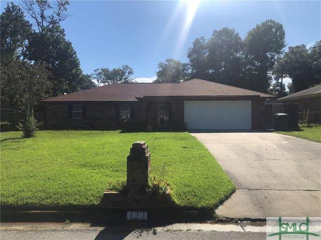 127 Backshell Road, Savannah, GA 31404 (MLS #234453) :: Keller Williams Realty-CAP