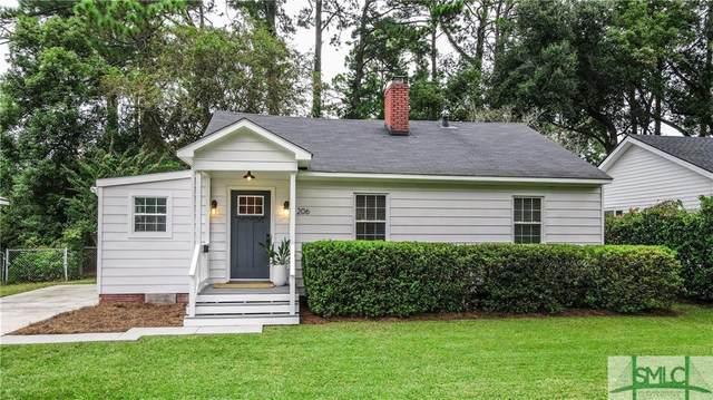 206 E 57th Street, Savannah, GA 31405 (MLS #234458) :: Coastal Savannah Homes
