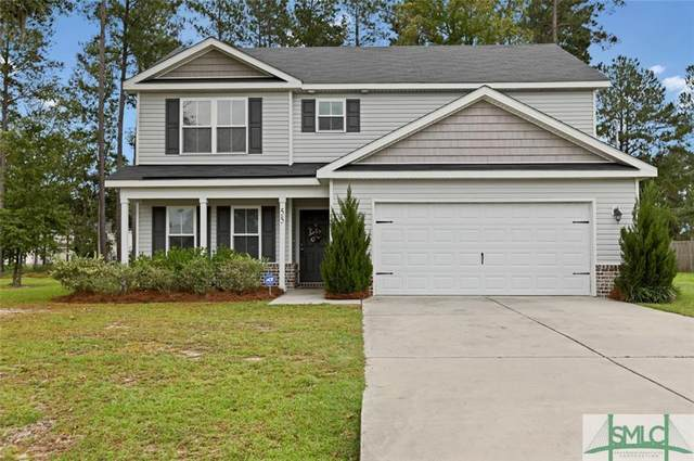 55 Frank Edwards Road, Ellabell, GA 31308 (MLS #234464) :: Liza DiMarco