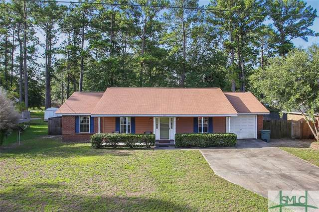 605 Windhaven Drive, Hinesville, GA 31313 (MLS #234465) :: Coastal Homes of Georgia, LLC