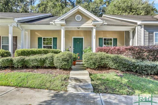 77 Falkland Avenue, Savannah, GA 31407 (MLS #234466) :: Barker Team | RE/MAX Savannah