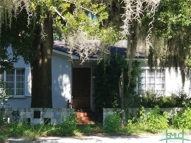 1928 Skidaway Road, Savannah, GA 31404 (MLS #234479) :: Coastal Homes of Georgia, LLC