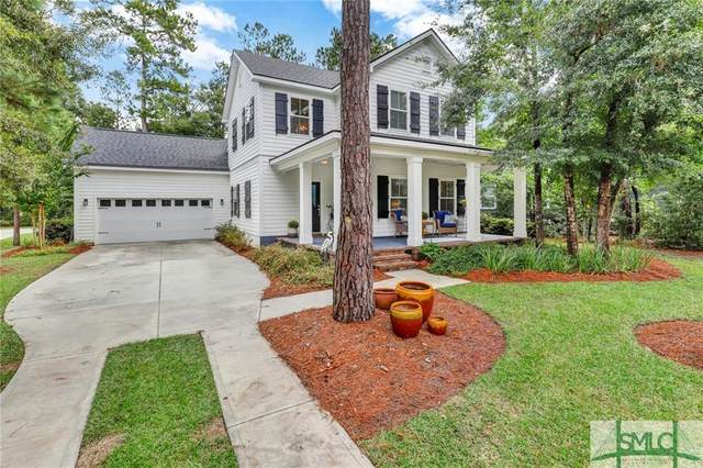 130 N Wildlife View Court N, Richmond Hill, GA 31324 (MLS #234483) :: Liza DiMarco