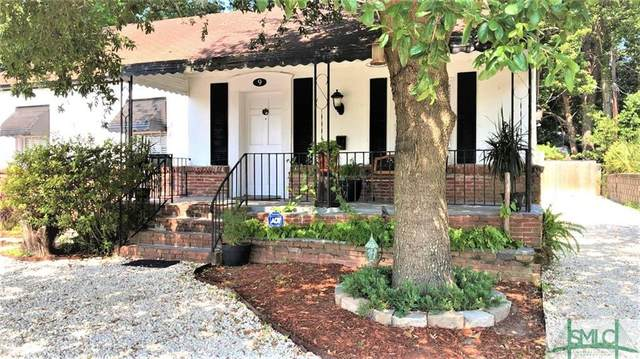 9 Victory Manor Place, Savannah, GA 31404 (MLS #234495) :: Bocook Realty