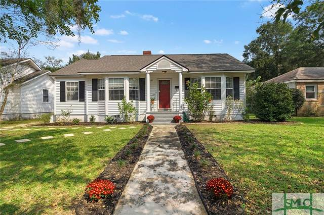 1610 E 50th Street, Savannah, GA 31404 (MLS #234501) :: Level Ten Real Estate Group