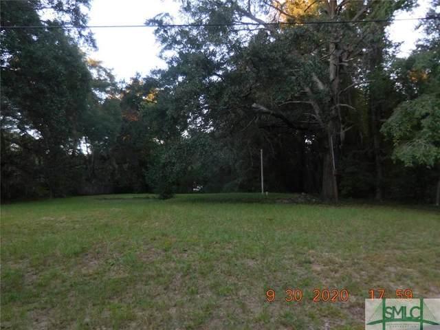 1412 Stuyvesant Street, Savannah, GA 31405 (MLS #234513) :: Bocook Realty