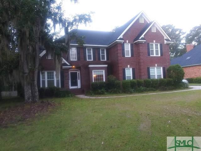109 Wedgefield Crossing, Savannah, GA 31405 (MLS #234514) :: Bocook Realty
