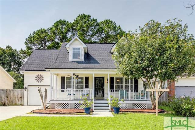 107 Embassy Court, Savannah, GA 31419 (MLS #235531) :: Glenn Jones Group | Coldwell Banker Access Realty