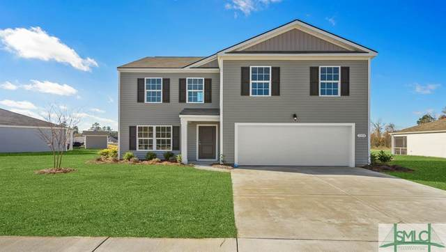 108 Decker Drive, Pooler, GA 31322 (MLS #235533) :: Coastal Homes of Georgia, LLC