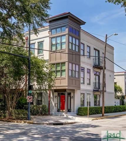 434 E Oglethorpe Avenue, Savannah, GA 31401 (MLS #235534) :: Heather Murphy Real Estate Group