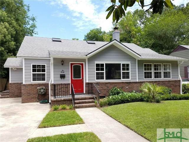 230 Columbus Drive, Savannah, GA 31405 (MLS #235552) :: Keller Williams Realty-CAP
