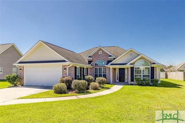 312 Pebble Drive, Rincon, GA 31326 (MLS #235558) :: Level Ten Real Estate Group
