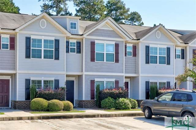 28 Winter Lake Circle, Savannah, GA 31407 (MLS #235559) :: The Arlow Real Estate Group